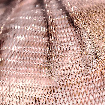 Copper finish / White glass / Detail view