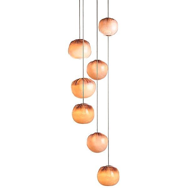 Bocci 84 7 Multi Light Pendant Light Ylighting Com