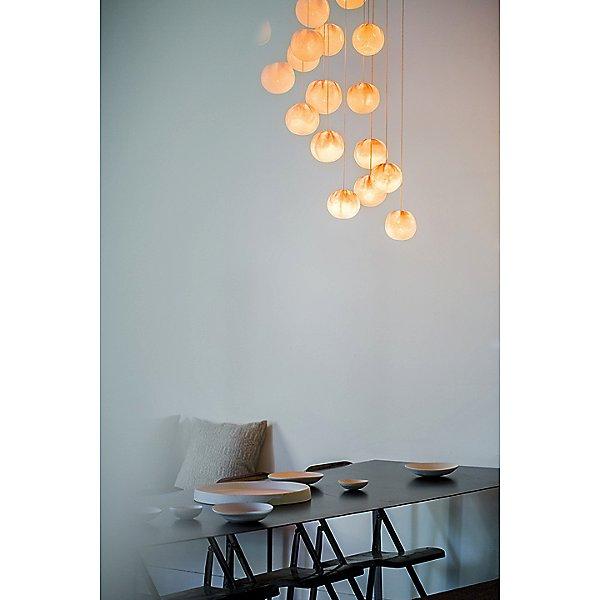 84.7 Multi-Light Pendant Light