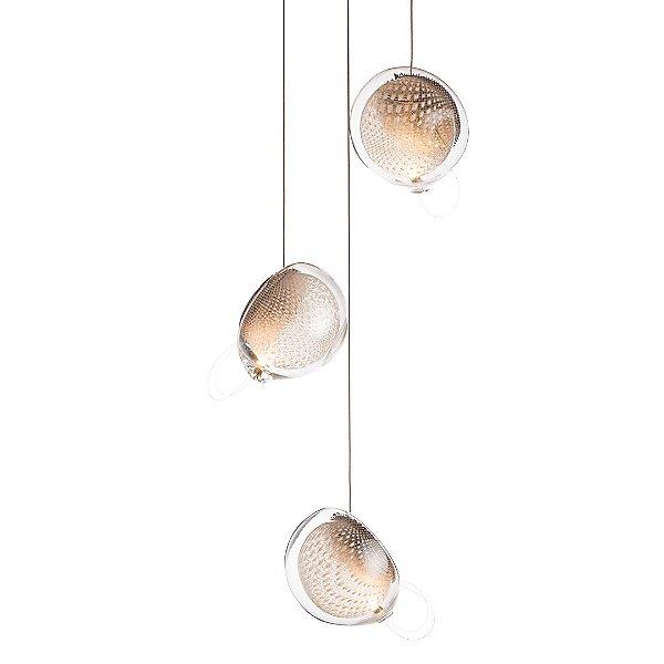 76 Series Small Multi Light Pendant Light