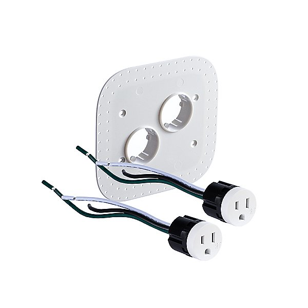 22.5.3 15A Drywall Outlet Assembly