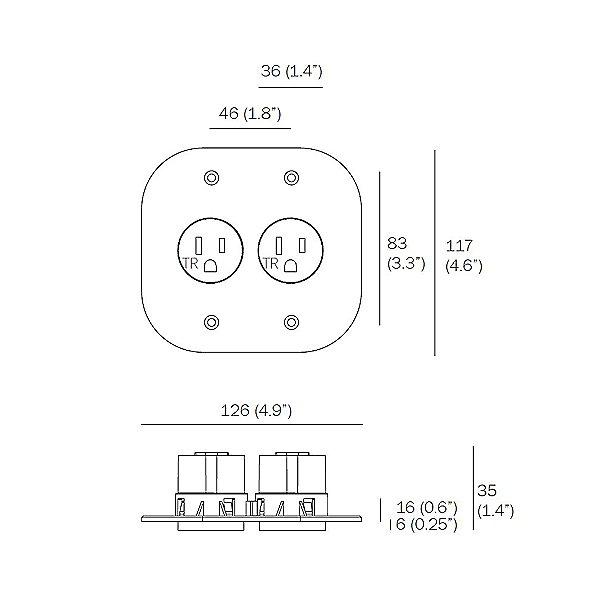 22.5.4 15A Alternate Outlet Assembly