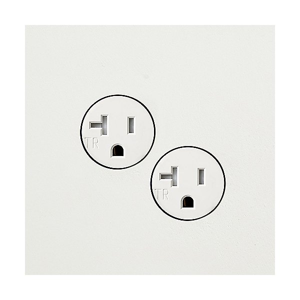22.6.3 20A Drywall Outlet Assembly