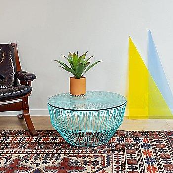 Aqua finish / in use