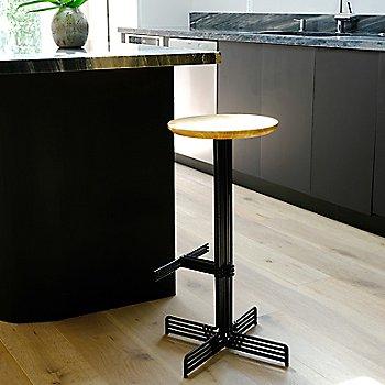 Black finish / in use