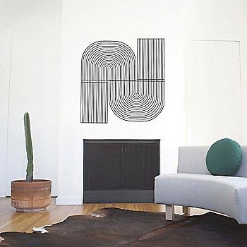 Black finish / Round & Straight shape / in use