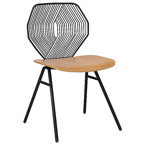 Wood & Wire Chair