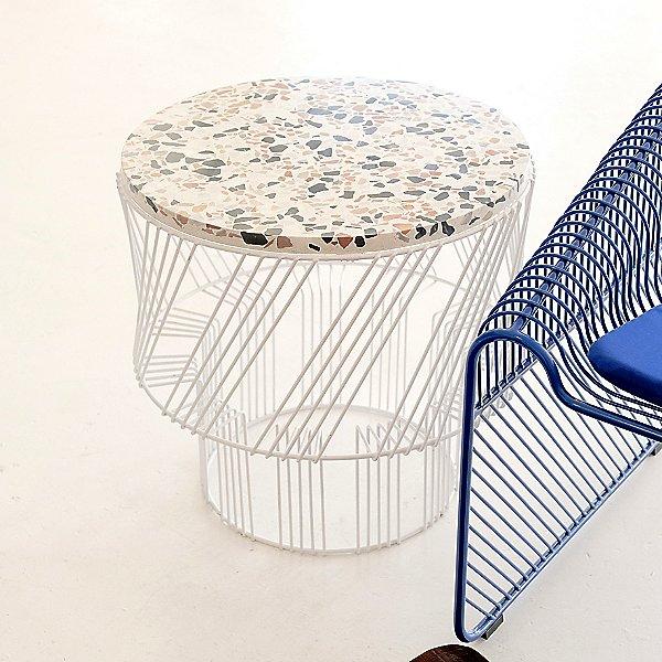 Terrazzo Side Table