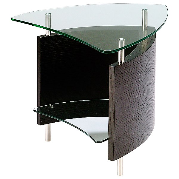 Fin End Table