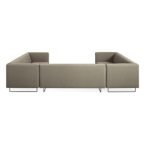 Bonnie and Clyde U-Shaped Sectional