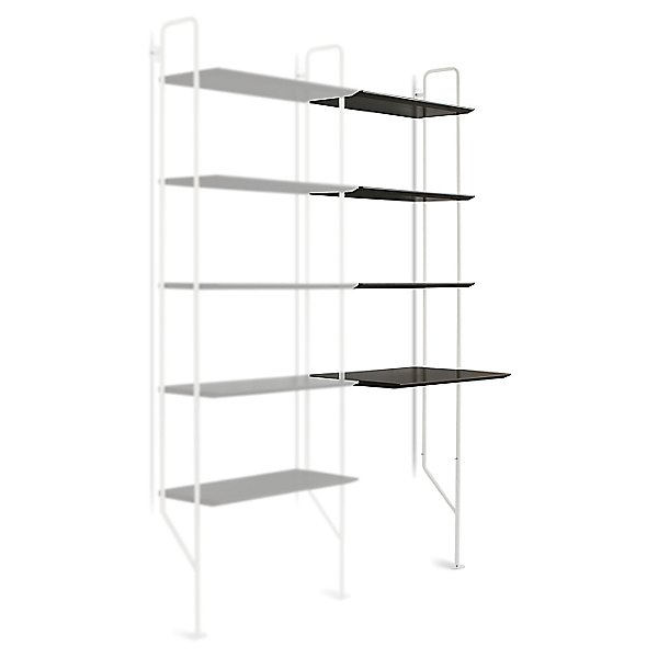Hitch Add-on Bookcase and Desk Kit