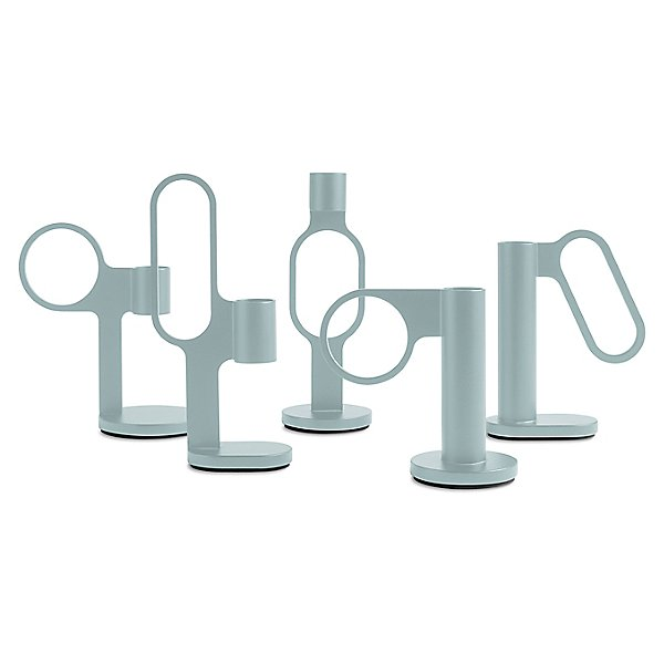 Who Goes There? Candle Holder - Shape 2
