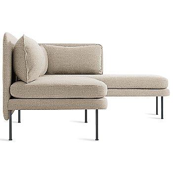 Tait Stone color / Chaise on Left Position