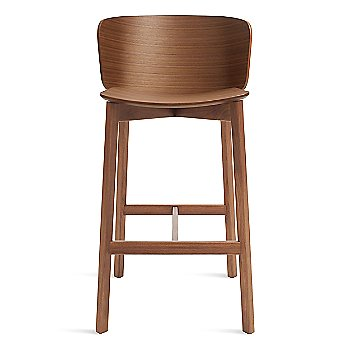 Walnut color / Bar Stool