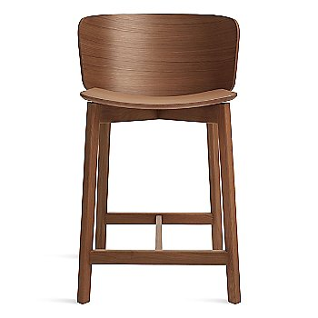 Walnut color / Counter Stool