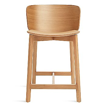 White Oak color / Counter Stool