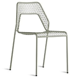 Hot Mesh Chair by Blu Dot (Gray Green) - OPEN BOX RETURN