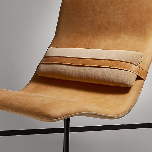 Deep Thoughts Leather Lounge Chair