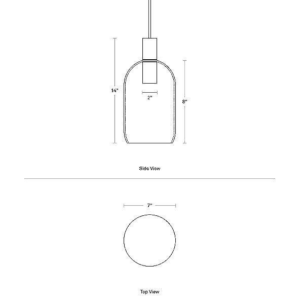 Bub Mini Pendant Light