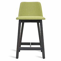 Chip Counterstool (Bright Green/Smoke) - OPEN BOX RETURN
