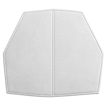 White Leather Alternative