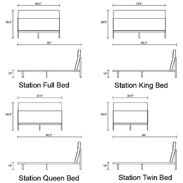 Station Bed