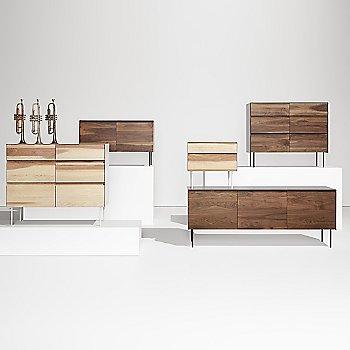 Clad 4 Drawer Dresser, in use