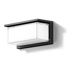 Impact Resistant Ceiling/Wall Light-3482 (Graphite)-OPEN BOX