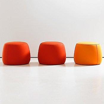 Focus Zest color / Focus Crimson color / Urban Poppy color / collection