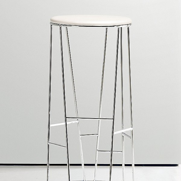 Forest Low Profile Upholstered Bar Stool