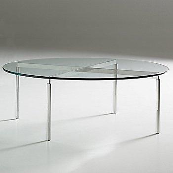 Chorme finish / Clear glass