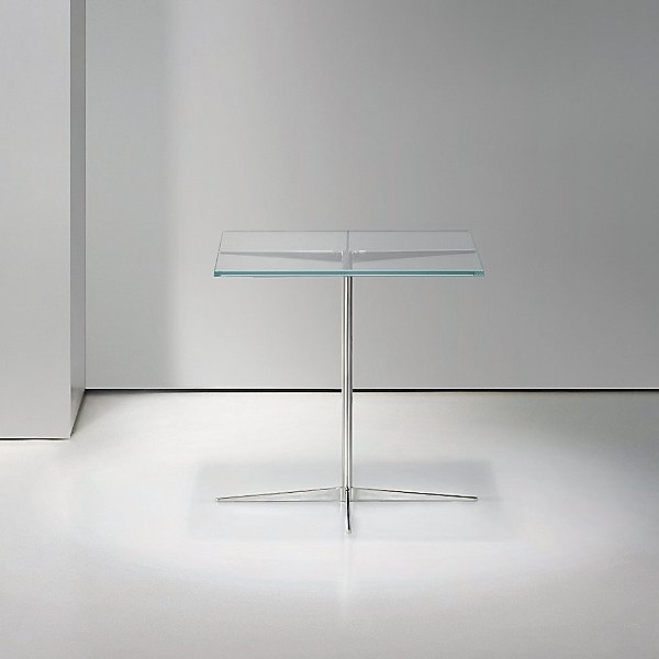 Facet Small Square Occasional Table