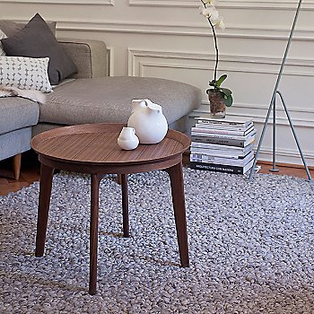 Walnut 841 finish / Large / 36.375 Inches Wide option / in use