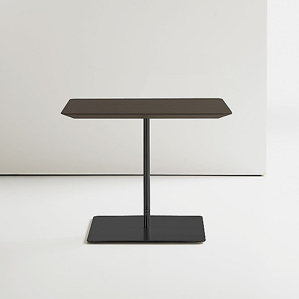 Quiet 18 inch Square Occasional Table