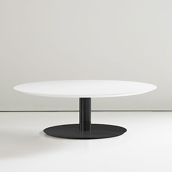 Quiet 30 inch Round Cocktail Table