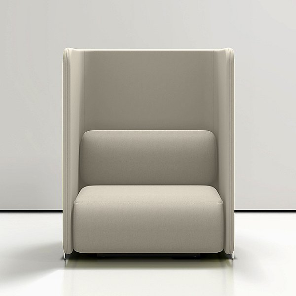 Code Privacy Wall Lounge Chair