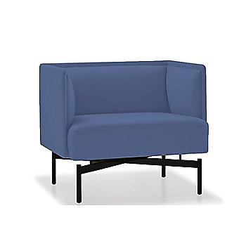 Powder-coated Matte Black finish / Focus / Twilight upholstery
