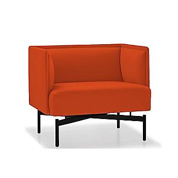 Powder-coated Matte Black finish / Focus / Siren upholstery