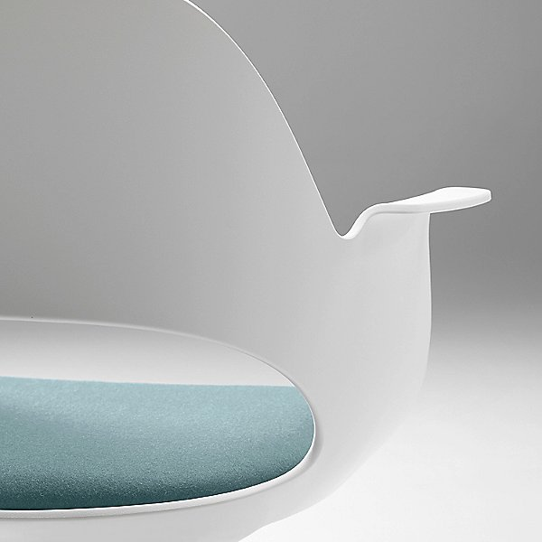 Lava Swivel Armchair