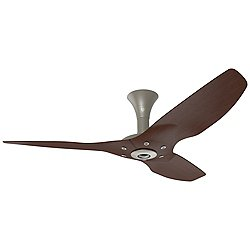Haiku Cocoa Bamboo Low Profile Ceiling Fan