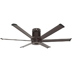 I6 Outdoor Flush Mount Ceiling Fan