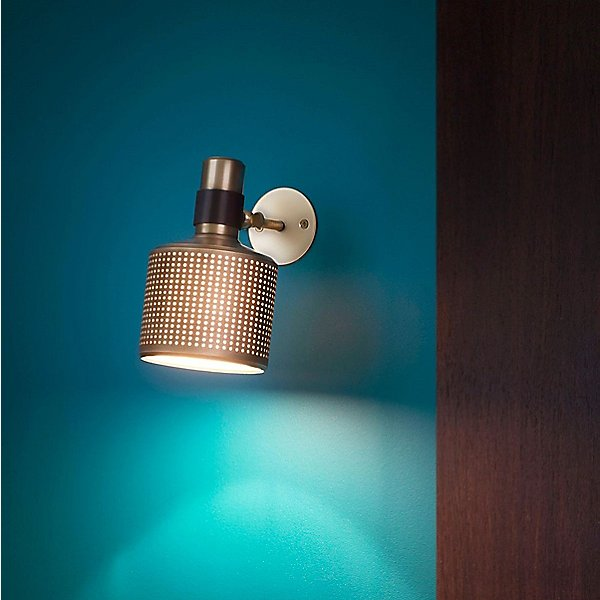 Riddle Wall Sconce