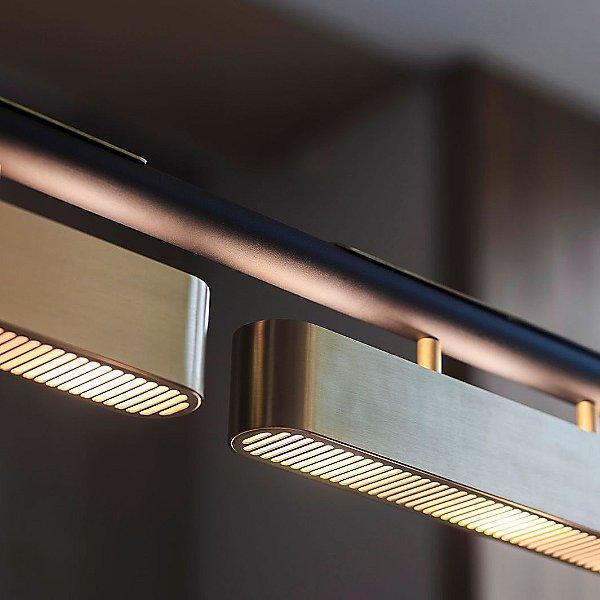 Colt LED Linear Suspension Light
