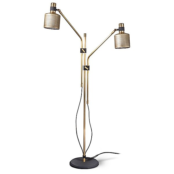 Riddle Double Floor Lamp