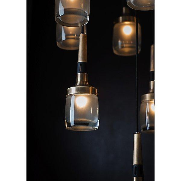 Flagon Multi-Light Pendant Light