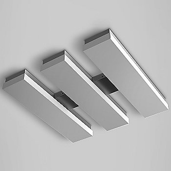 Cloud3 LED Flushmount