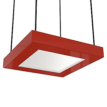 Shown in Gloss Red finish