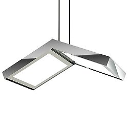 Quadra Double LED Pendant Light
