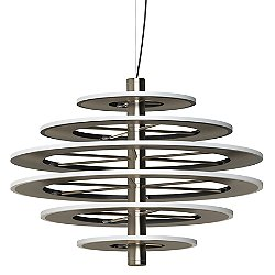 Staxx 6-Tier LED Pendant Light