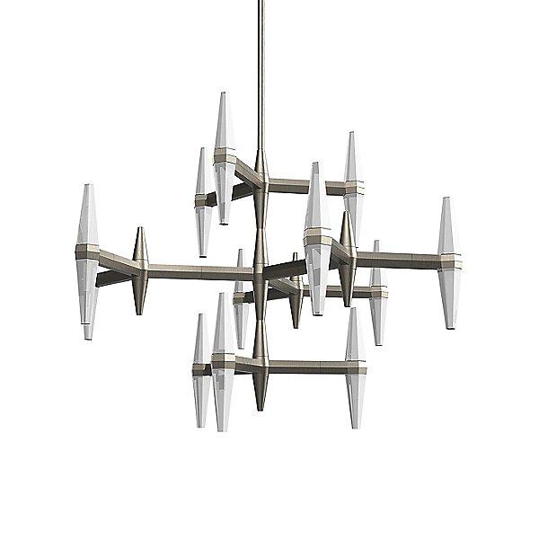 Prism Multi-Tier LED Chandelier